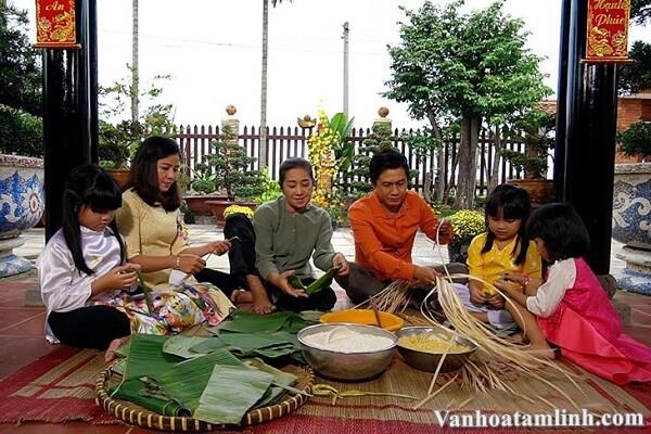 Các lễ hội, phong tục tập quán tiểu biểu ở Việt Nam-1