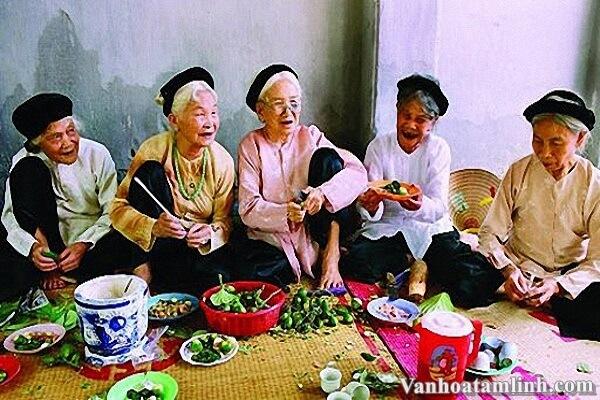 Các lễ hội, phong tục tập quán tiểu biểu ở Việt Nam