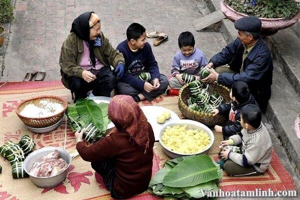 Ngày Tết cổ truyền Việt Nam xưa và nay