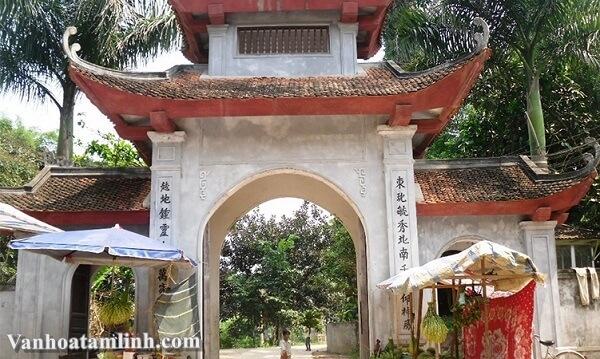 Đền Đông Cuông - Nơi bảo tồn tín ngưỡng thờ Mẫu Thượng Ngàn-1