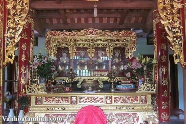 Đền Đông Cuông - Nơi bảo tồn tín ngưỡng thờ Mẫu Thượng Ngàn