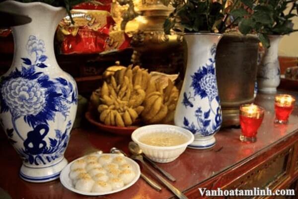 Tết Hàn thực, Tết bánh trôi, bánh chay