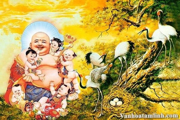 Phật Di Lặc là ai, có thật không, ra đời khi nào?-2