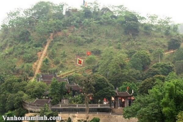 Đền Bảo Hà thờ Quan Hoàng Bảy ở Lào Cài-1
