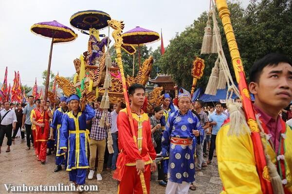 Đền Bảo Hà thờ Quan Hoàng Bảy ở Lào Cài-2