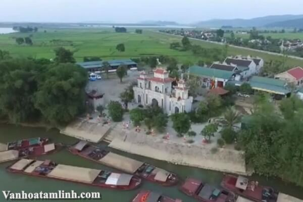 Đền Cả - Mỏ Hạc Linh Từ - Dinh đô quan Hoàng Mười-1
