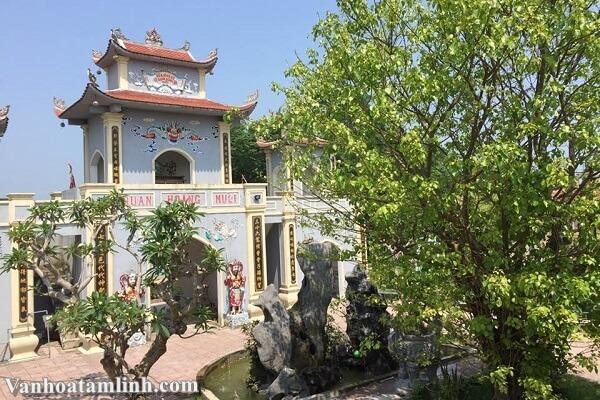 Đền Cả - Mỏ Hạc Linh Từ - Dinh đô quan Hoàng Mười-3