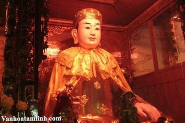 Đền Cả - Mỏ Hạc Linh Từ - Dinh đô quan Hoàng Mười-4