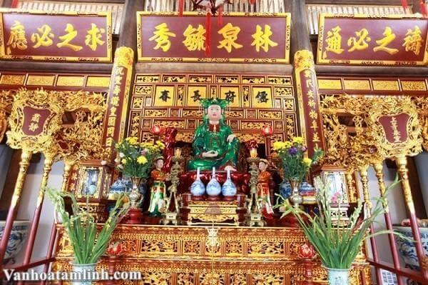 Đền Công Đồng Bắc Lệ ở Lạng Sơn-2
