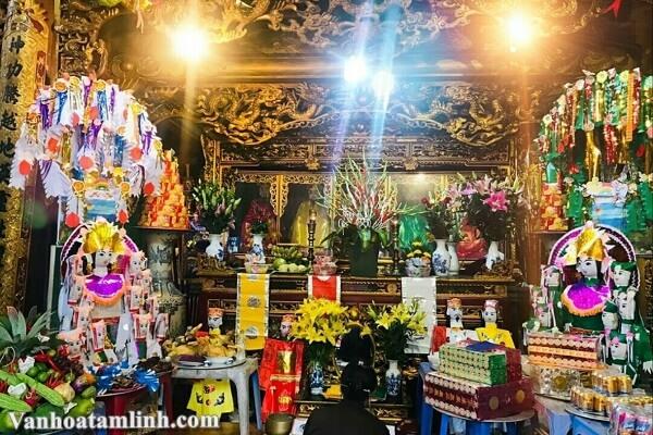 Đền Hoàng Bảy Đá Thiên ở Trại Cau - Thái Nguyên-2