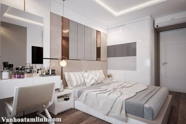 Màu sắc phòng ngủ rất quan trọng