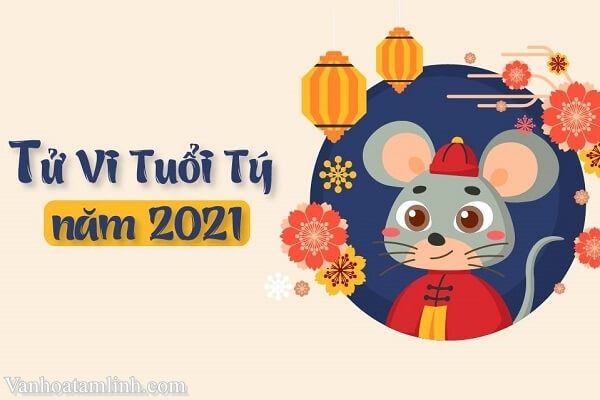 Tuổi Tý – Tử vi năm 2021