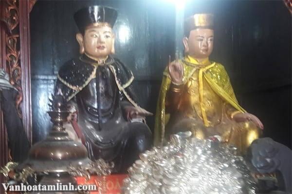 Đền Quan Hoàng Chín ở Nghệ An