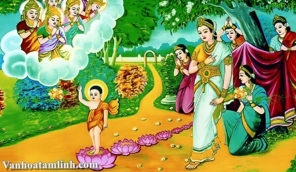 Ngày Phật đản sanh