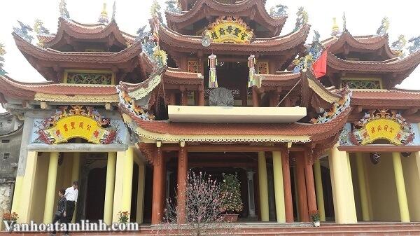 Đền Quan Triệu Tường ở Hà Nội