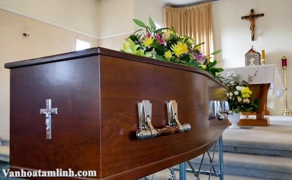 Quy trình tổ chức tang lễ Công giáo