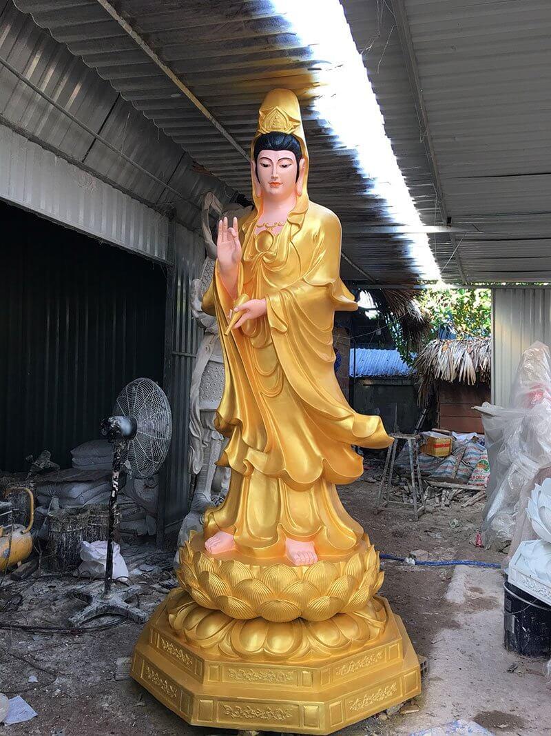 Thỉnh và thờ Quan Âm Bồ Tát đúng cách