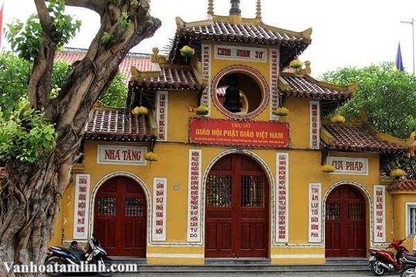 Vài nét về chùa Quán Sứ