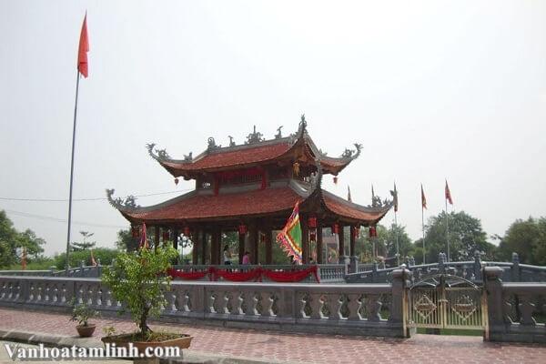 Đền Lảnh Giang ở Hà Nam hay Hưng Yên?